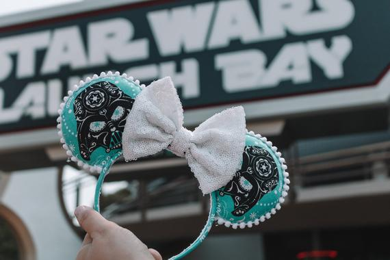 Darth Vader Mickey Mouse Ears