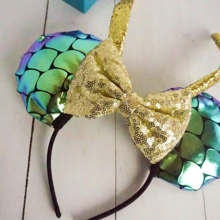 Make These Wickedly Awesome Loki Mickey Ears for Disney
