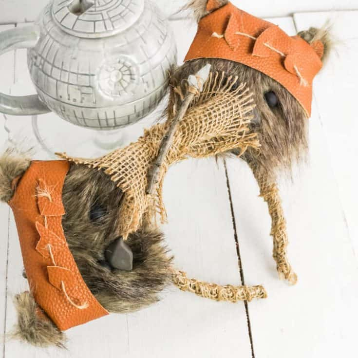 Ewok Minnie Ears