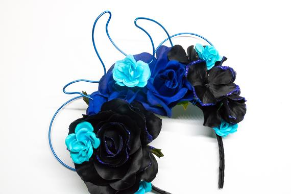 Hades Floral Wire Minnie Ears