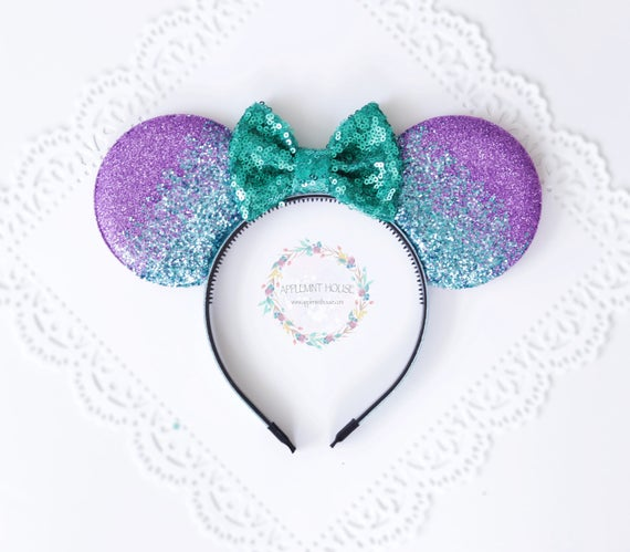 Sparkly Mermaid Ears