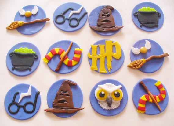 These Harry Potter Cakes And Harry Potter Cupcake Ideas Are