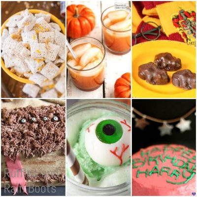 These Are the Best Harry Potter Food Ideas for a Wizarding World Party