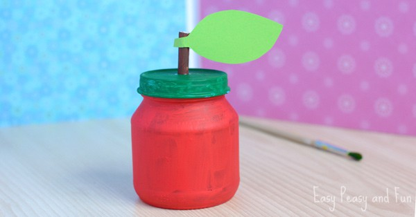 Apple Jar Craft