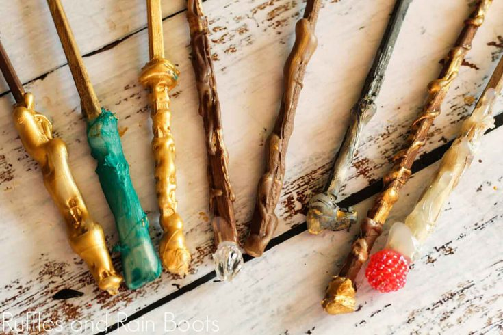 DIY Harry Potter Wands You Will Love to Make!