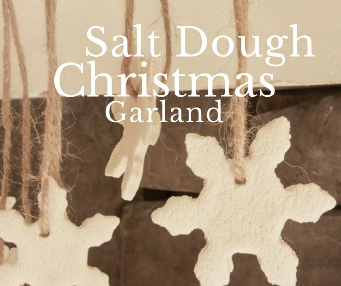 Salt Dough Christmas Ornaments You Can Use for Anything!