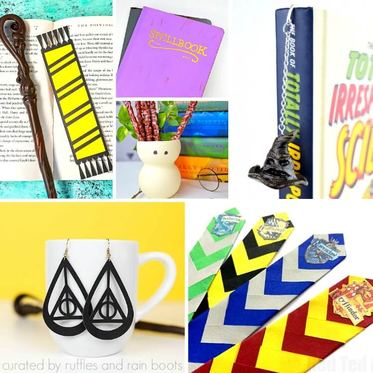Magical Harry Potter Crafts For Kids And Adults You Have To See