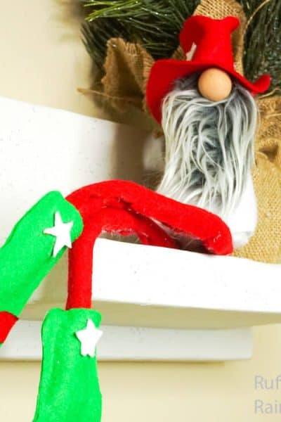 how to make a cowboy tomte