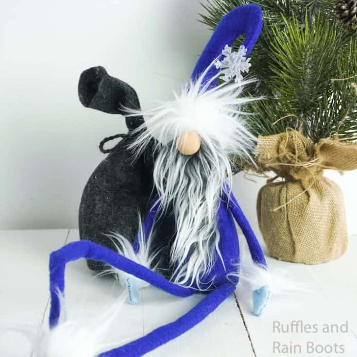 Jack Frost Gnome