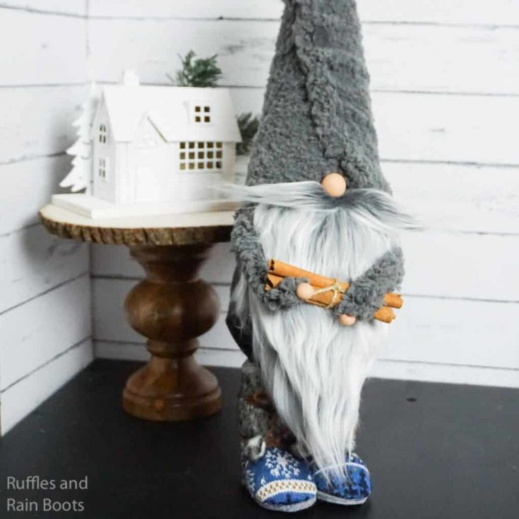 Gnome with Boots