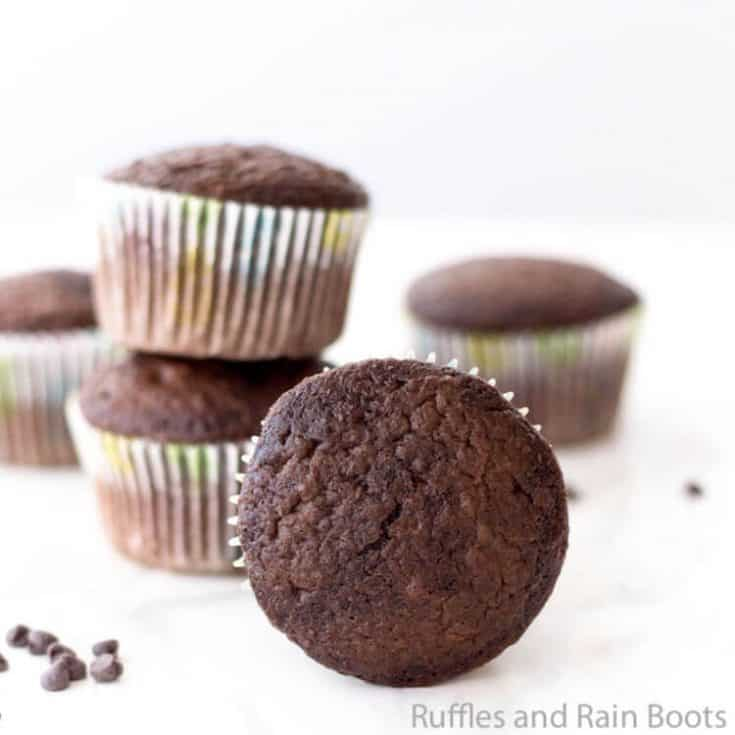 Lazy Girl Chocolate Cupcake Recipe
