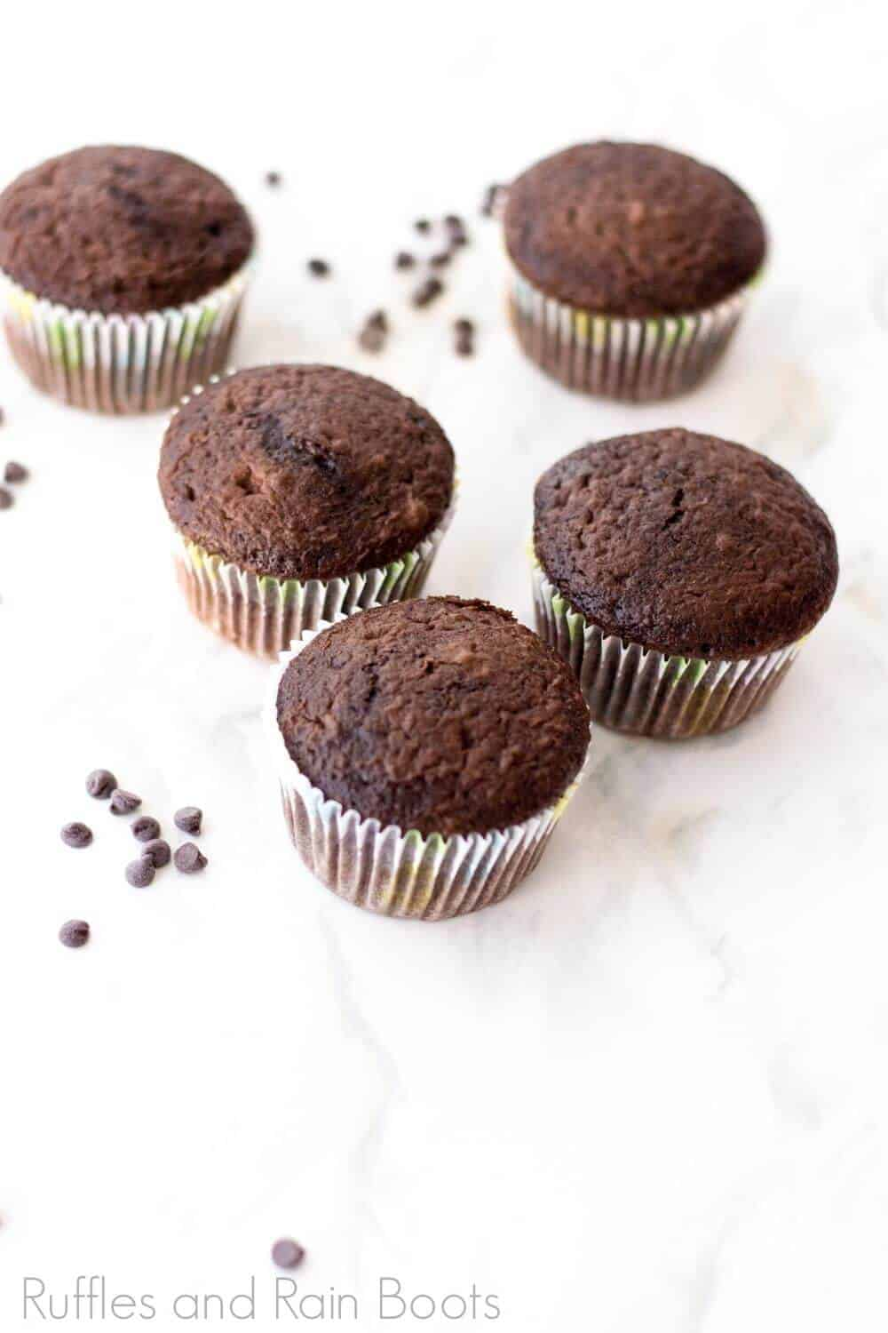 easiest recipe for chocolate cupcakes