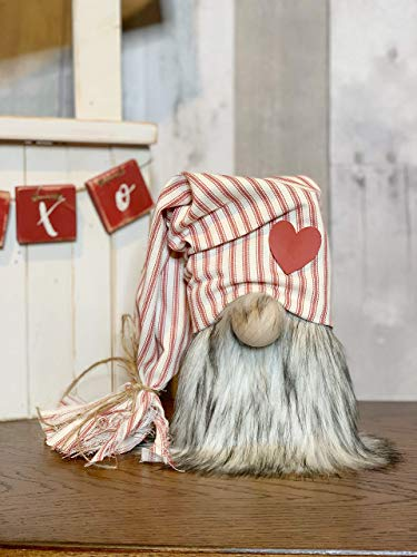 Farmhouse Valentine's Day Gnome