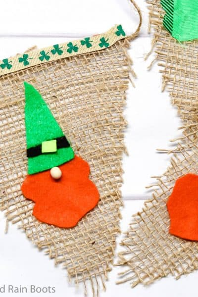 St. Patty's Gnome Garland