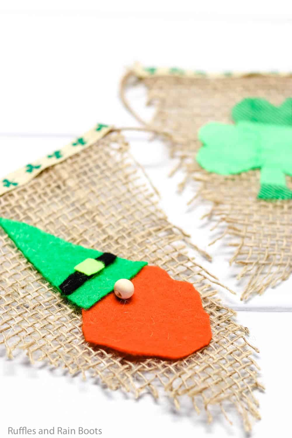 St. Patrick's Gnome Garland