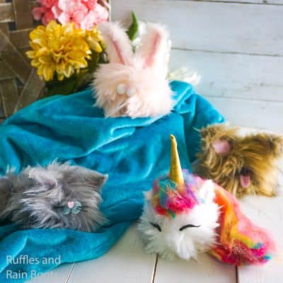 Easy DIY Pom Pom Pets Make Adorable Gnome Pets