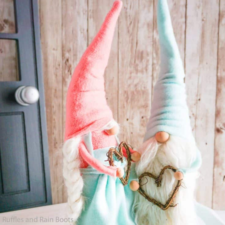 Cozy Gnome Pattern