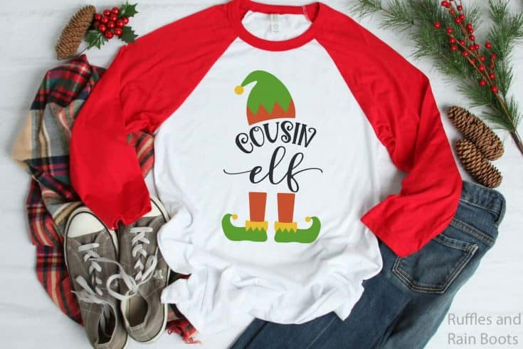 Adorable Elf Family SVG Collection for Christmas Crafts