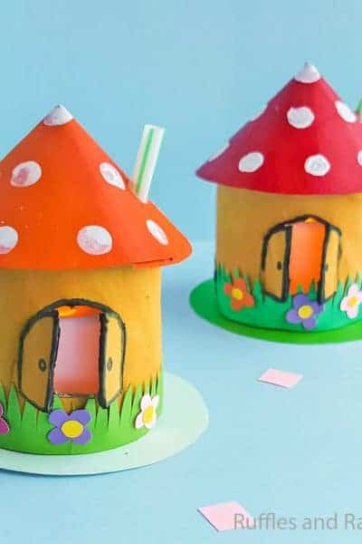 gnome home craft for kids