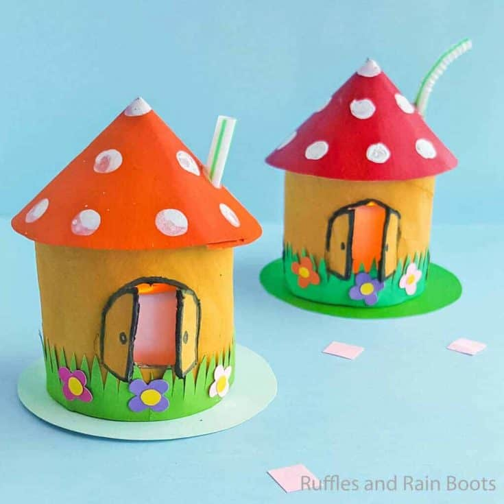 Gnome Home Kid Craft