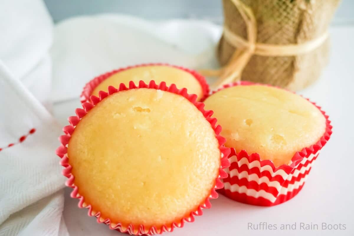 how to make a huge batch of cupcakes