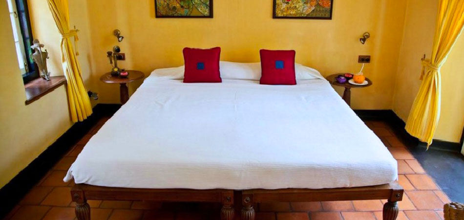 Hotel room in Kochi