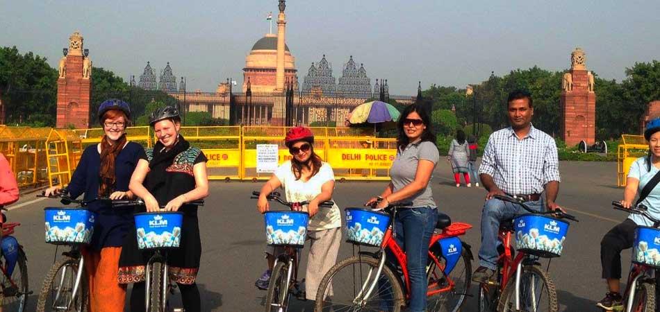 Explore Delhi Cycling