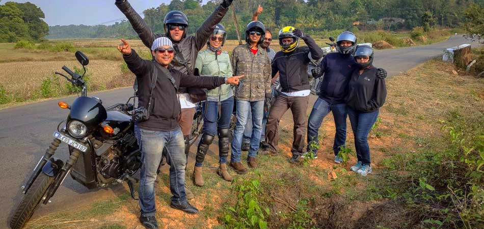 Motorbiking rides by Rustik Travel