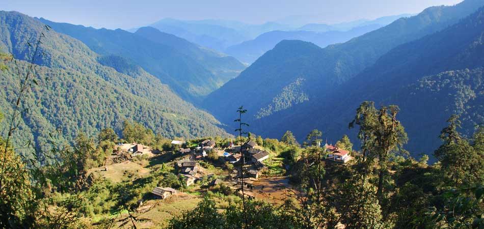 Sikkim_Tsokha