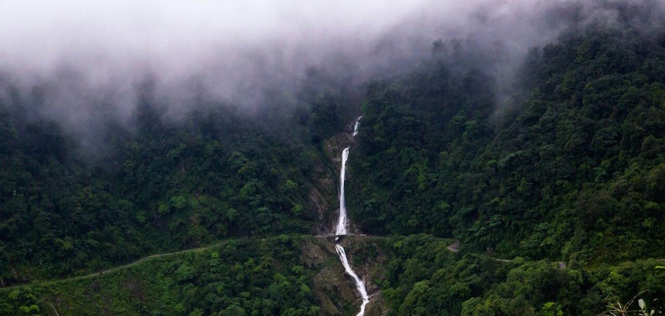 Waterfall Arunachal Pradesh