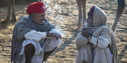Rustik Travel Podcast_ Rajasthani Men Talking