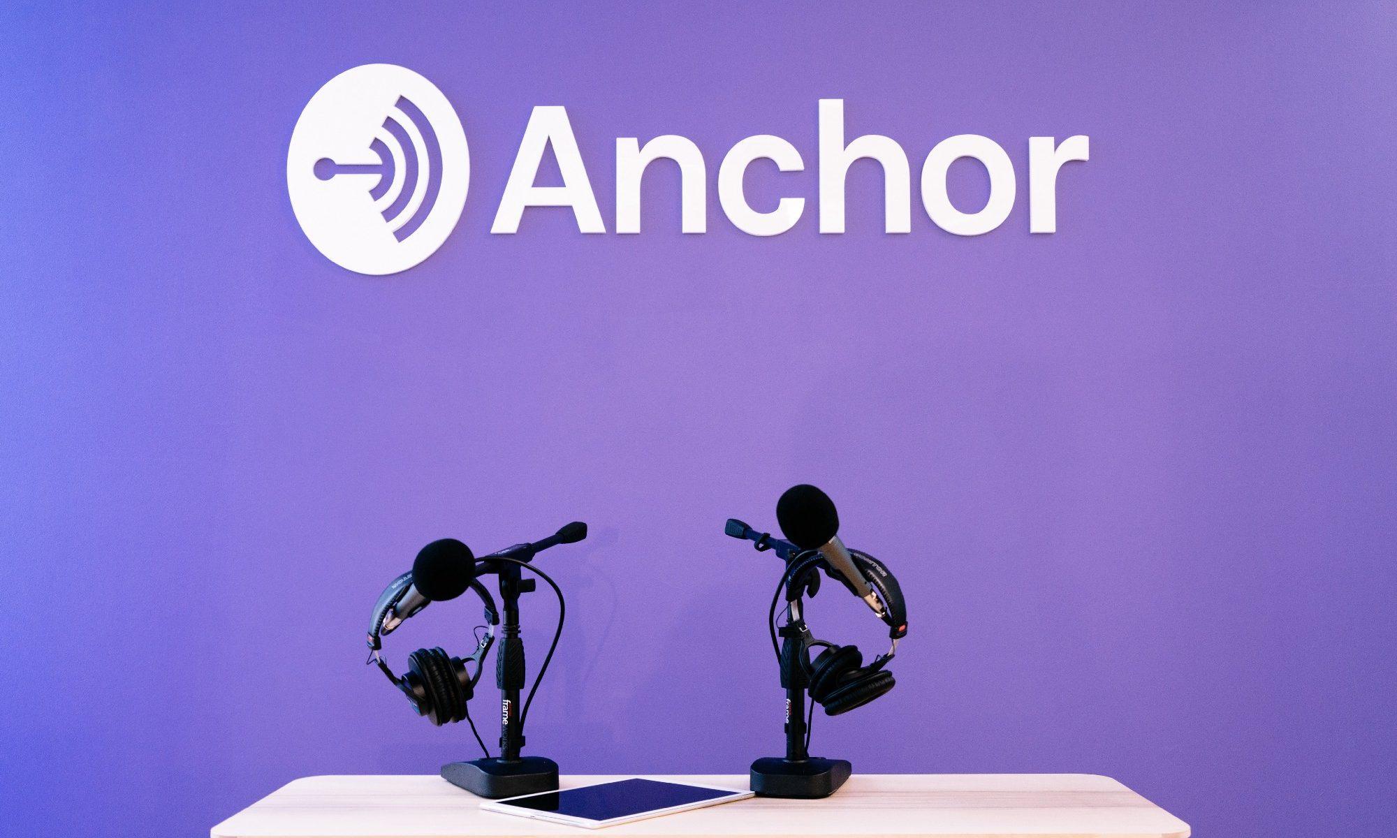 Anchor App - Ryan Yockey Podcasting