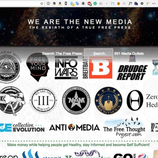 User Avatar of We Are The New Media