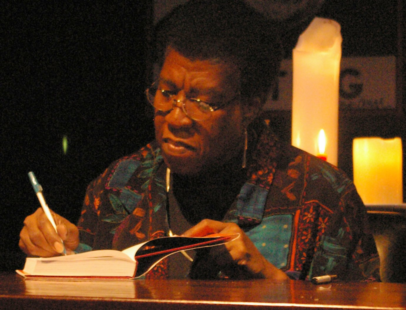a photo of Octavia Butler