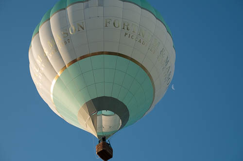 Fortnum and Mason balloon