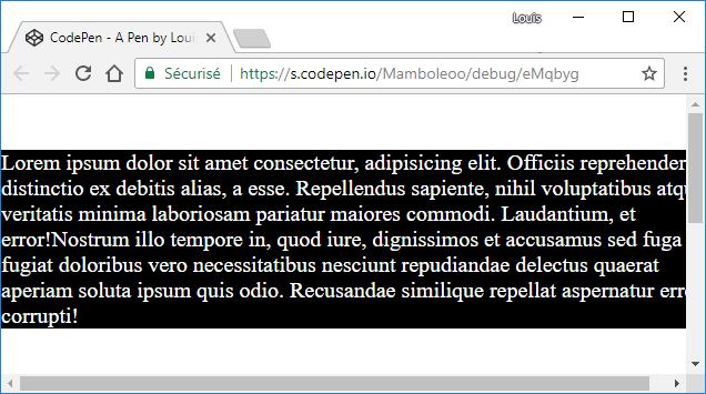 1769fdeb655b0c Recent   Good Blog Posts on CodePen