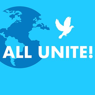 Let Us All Unite!