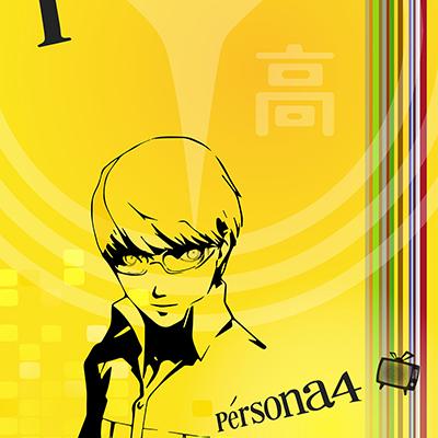 Persona 4 Print