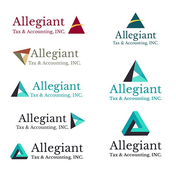 Allegiant Logos