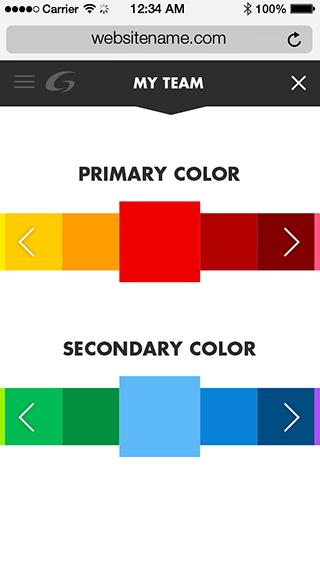 Art Online Color Picker