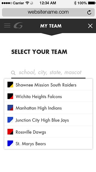 Art Online Select Team