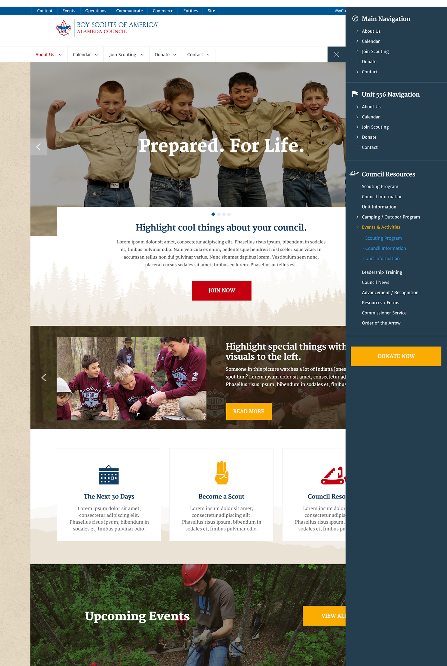 ScoutTools Template