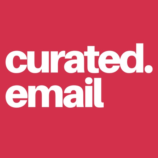 User Avatar of curated.email