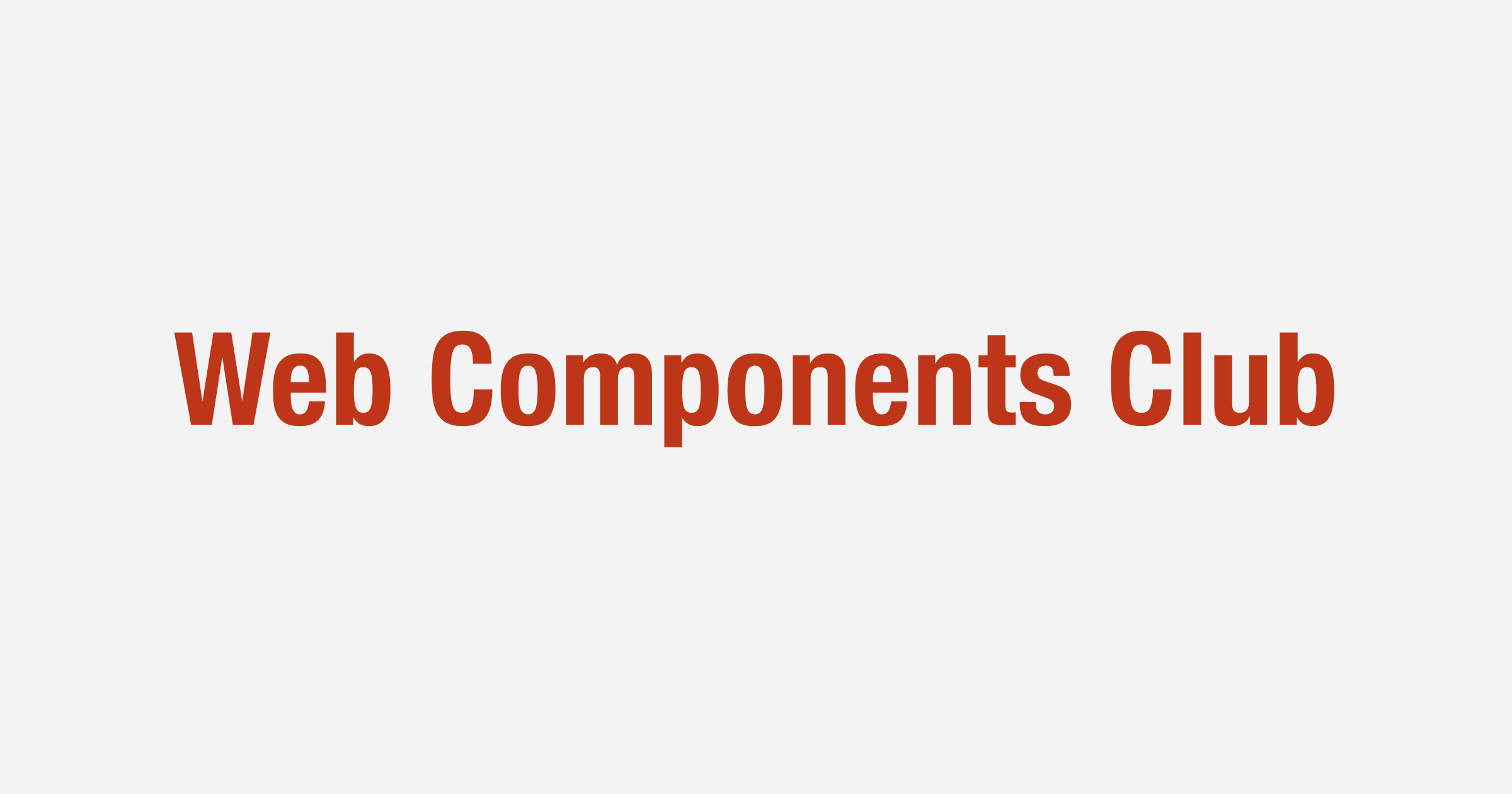 005: Service workers - Web Components Club