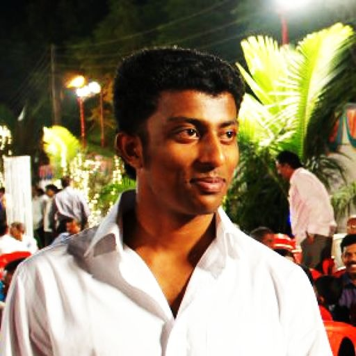 User Avatar of Vineeth.TR