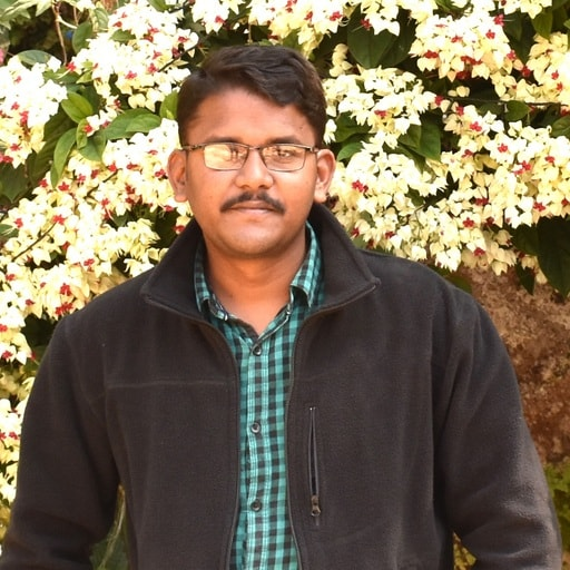 User Avatar of Vinothkumar Rajendran