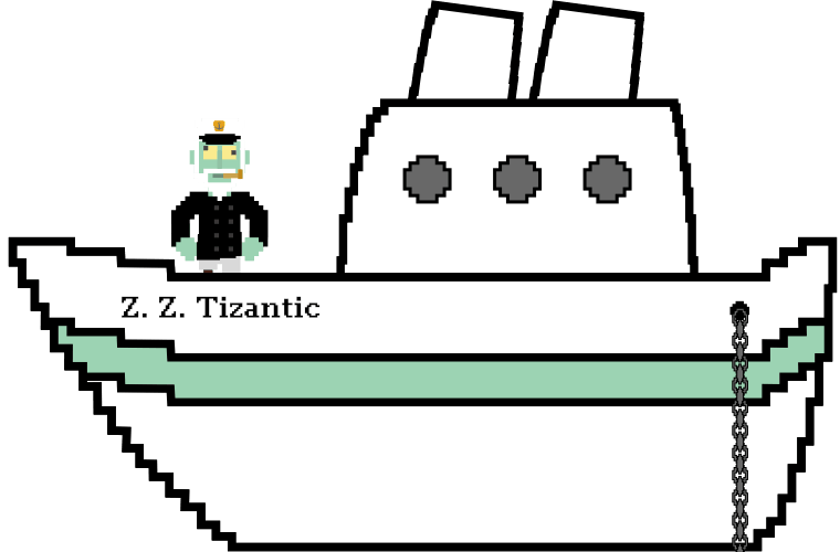 Zombie Boat