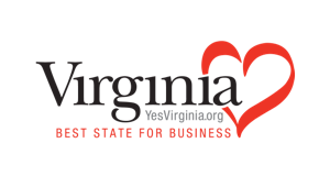 Virginia Best State for Business logo