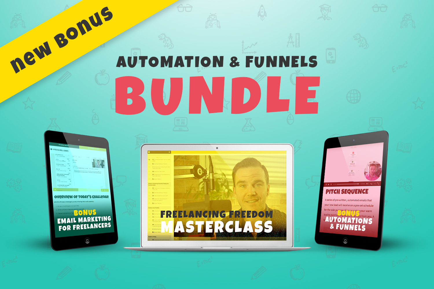 Marketing Automation and Funnels Bundle