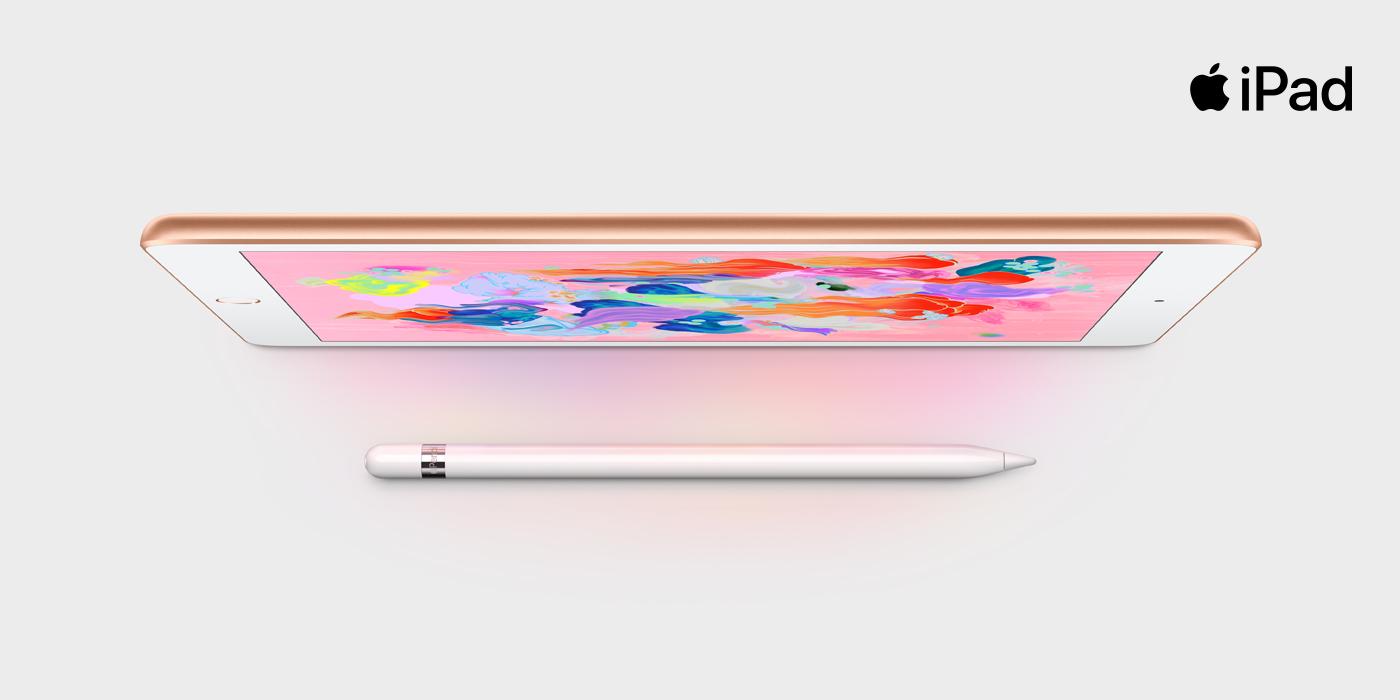 Nye iPad